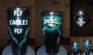 custom yeti cup eagles