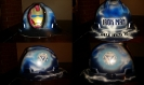 Ironman custom hard hat